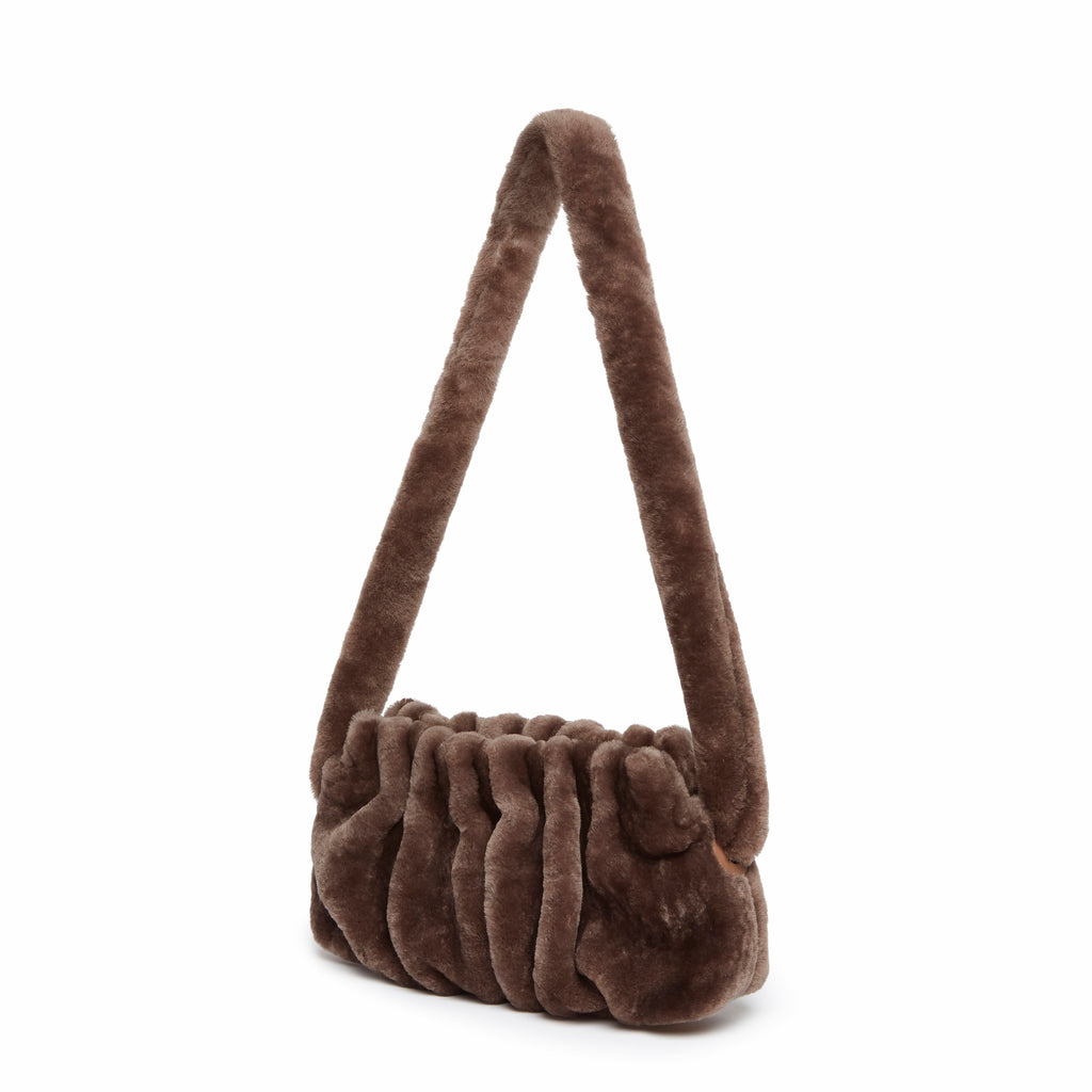 Vague Shearling Taupe