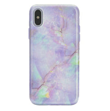 Cotton Candy Marble iPhone Case - Renaly