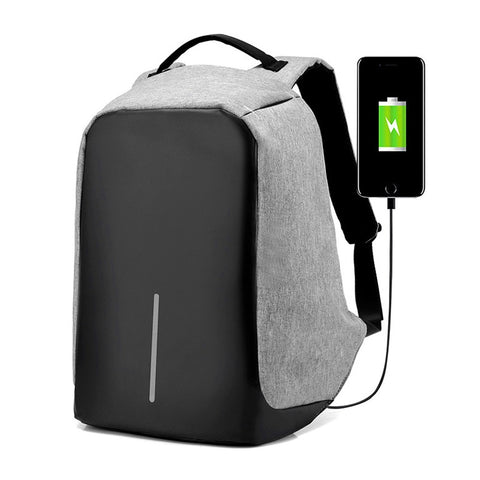 Anti-Theft USB Charging Backpack - Renaly