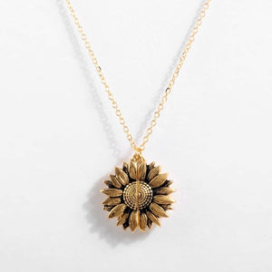 Sunflower Necklace - Renaly