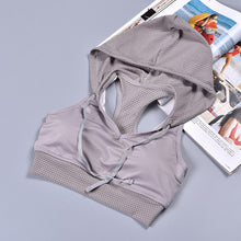 Hooded Sports Bra - Renaly