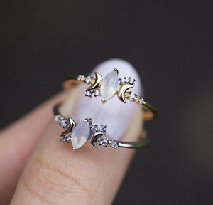 Moonstone™ Goddess Ring - Renaly