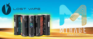 Lost Vape Mirage DNA75 Box Mod