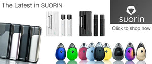 Suorin Products - Air, Drop, iShare Kits