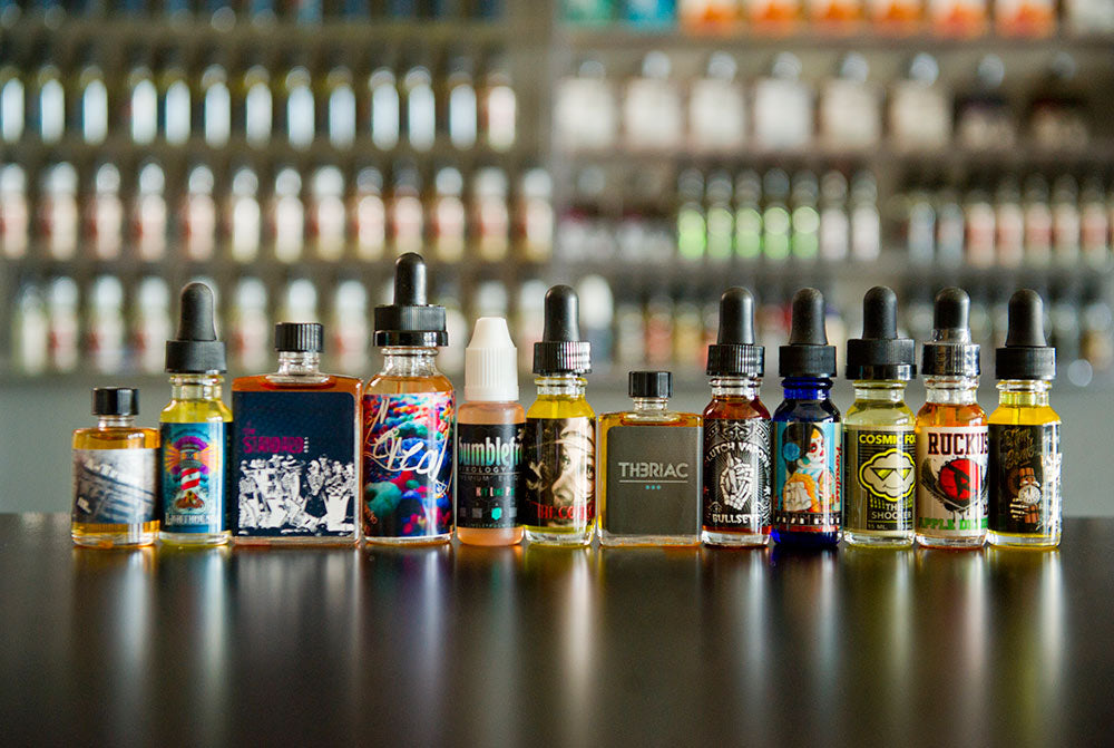 View All Vape Juice