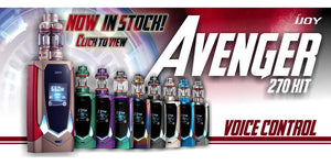 iJoy Avenger Kit and Mod Only