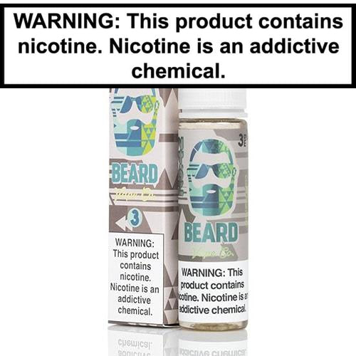 Beard Vape Juice Collection 60ml-8