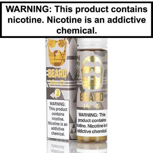 Beard Vape Juice Collection 60ml-4
