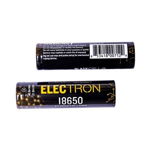 Blackcell Electron 18650 Batteries-2