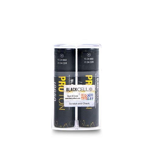 Blackcell Proton 18650 Batteries-2