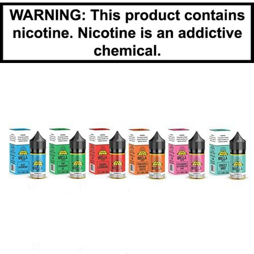 Brella Salts Vape Juice Collection 30ml-1