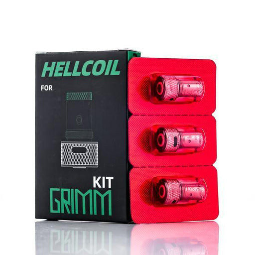 Hellvape Grimm Replacement Hellcoil Coils