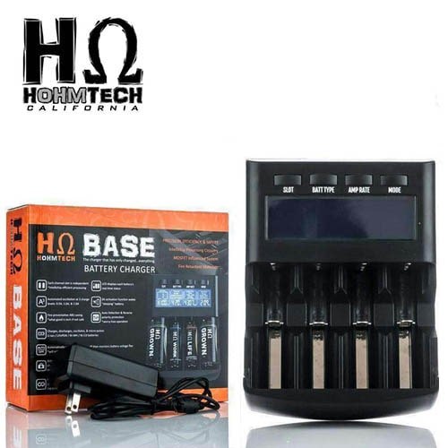 HohmTech HohmBASE Battery Charger