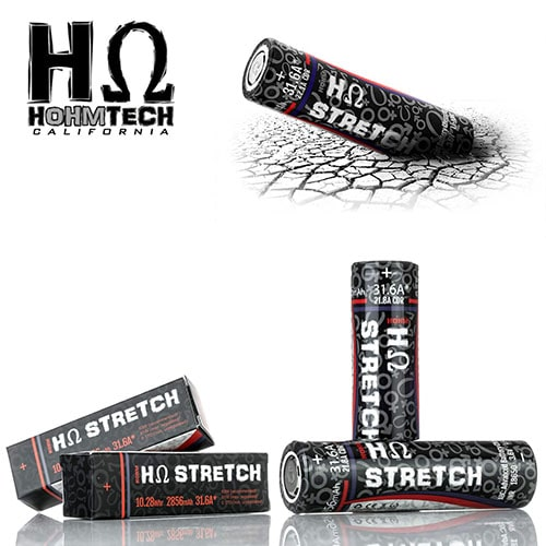 HohmTech Hohm STRETCH 18650 Batteries-1