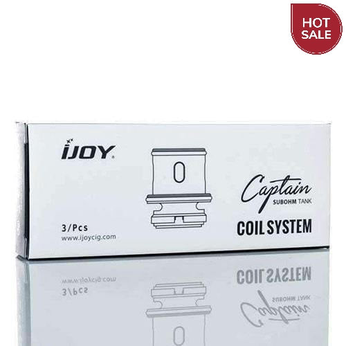 IJOY Captain Series Replacement Coils-1