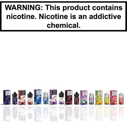 Monster Salts Vape Juice Collection 30ml