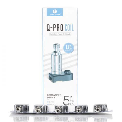 Lost Vape Orion QPRO Replacement Coils-