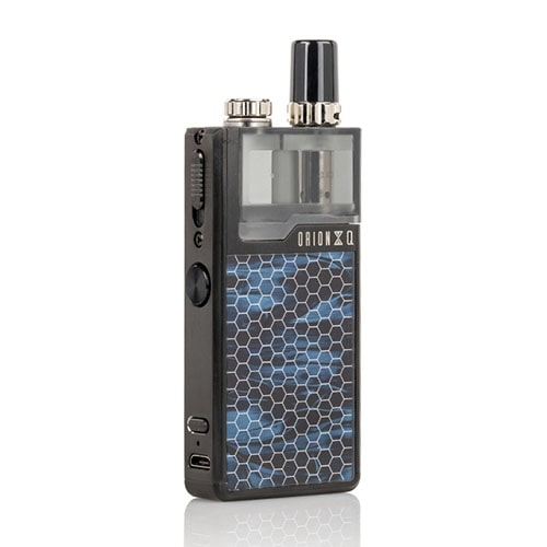 Lost Vape Orion QPRO Pod System Vape Kit-Black Ocean