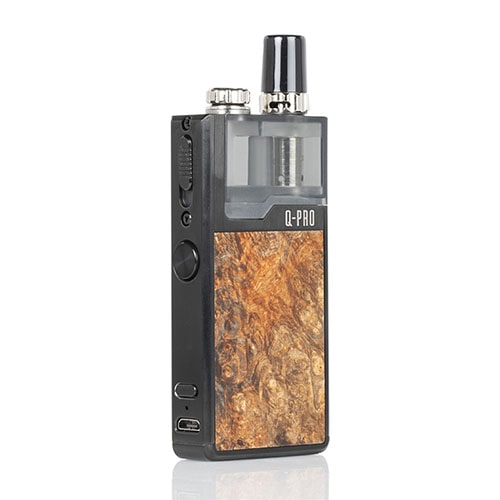 Lost Vape Orion QPRO Pod System Vape Kit-Ochre Stabwood