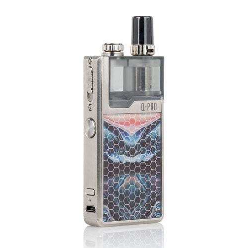 Lost Vape Orion QPRO Pod System Vape Kit-Stainless Steel Fantasy