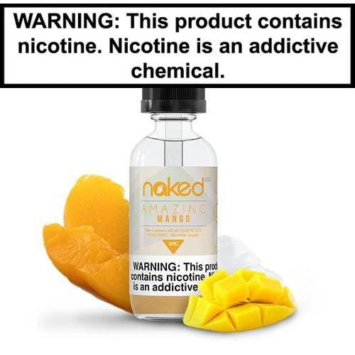 Naked 100 Original Vape Juice Collection 60ml-IronVapin