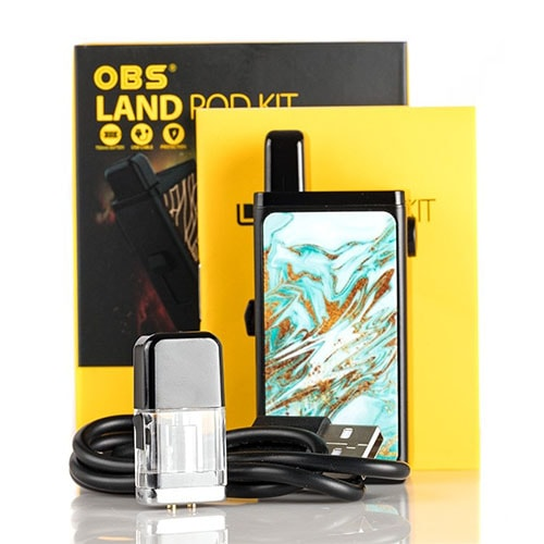 OBS Land Pod System Vape Kit-2