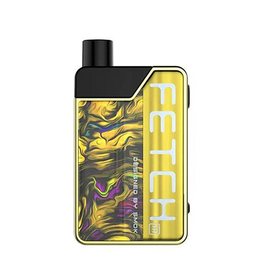 SMOK FETCH Mini Pod System Vape Kit-Acrylic Fluid Gold