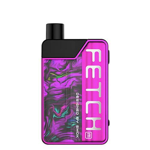 SMOK FETCH Mini Pod System Vape Kit-Acrylic Fluid Purple