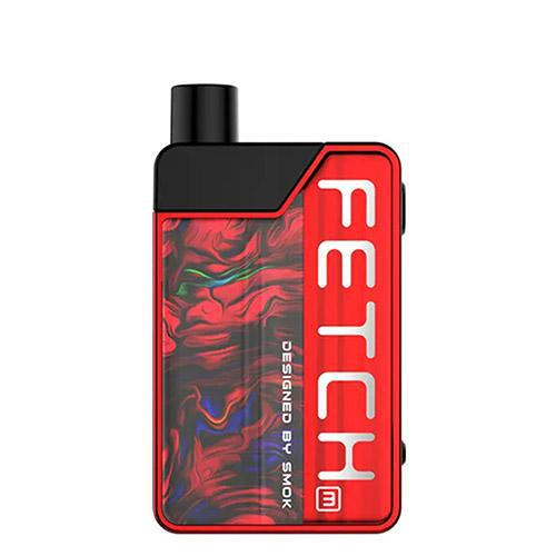 SMOK FETCH Mini Pod System Vape Kit-Acrylic Fluid Red