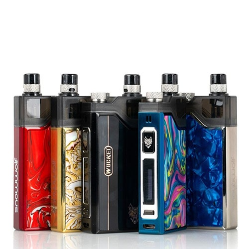 Snowwolf Wocket Pod System Vape Kit