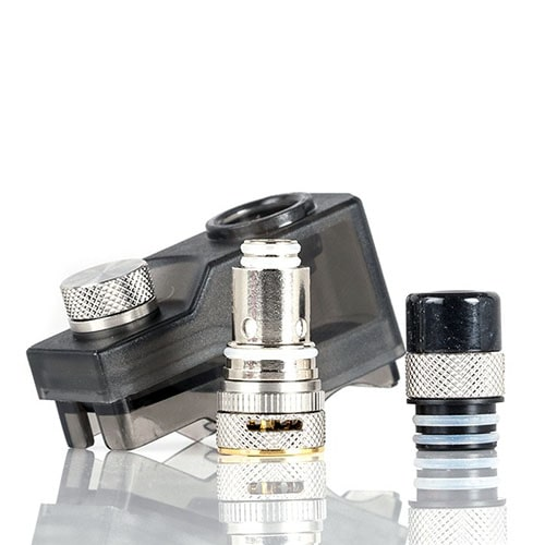 Snowwolf Wocket Pod Cartridge & Coil