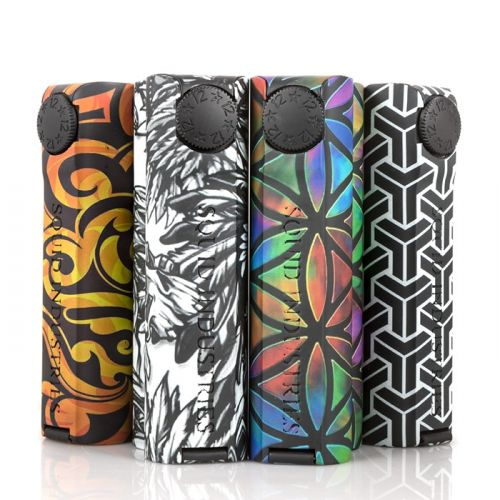 Squid Industries Double Barrel V3.0 Box Mod