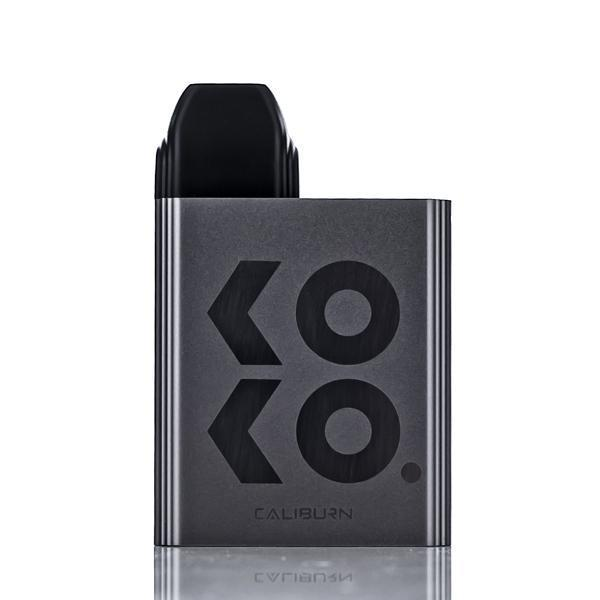 UWELL Caliburn KOKO Pod System Vape Kit-Gray