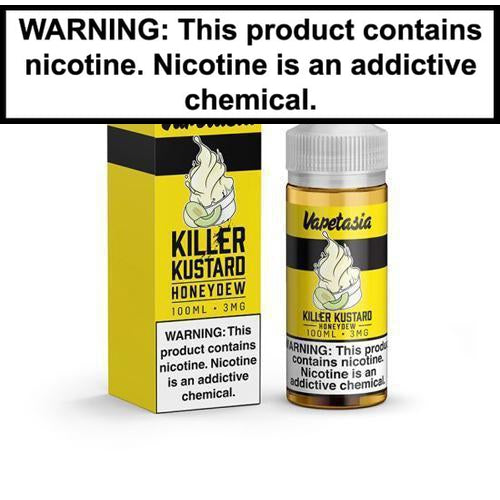 Vapetasia Killer Kustard Honeydew 100ml Vape Juice-1