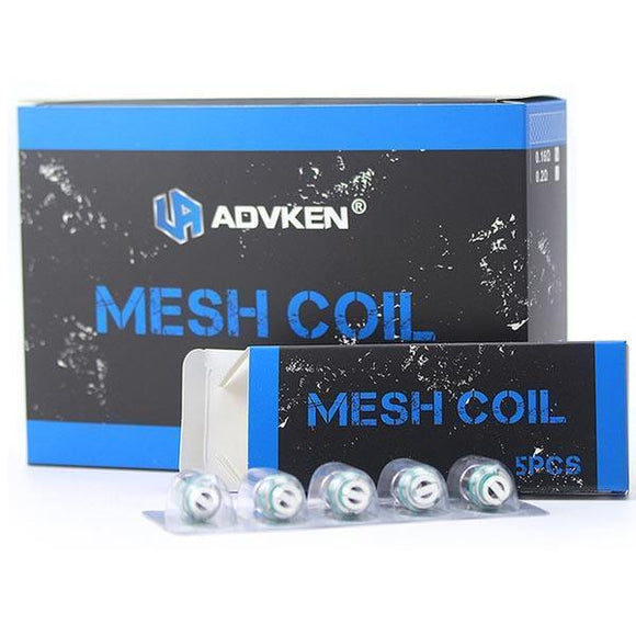 Advken Manta Mesh Sub-Ohm Replacement Coils