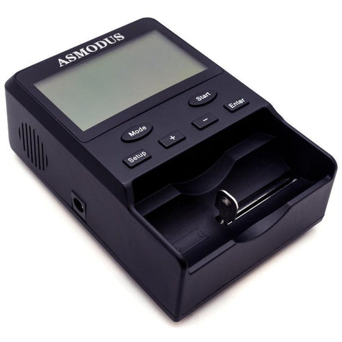 asMODus D500-TY Battery Analyzer and Charger