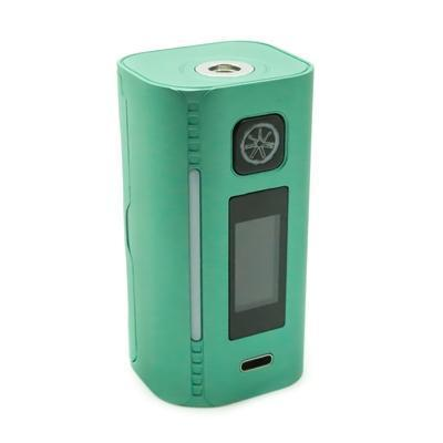asMODus Lustro 200W Touch-Screen Box Mod Teal / No Thank You