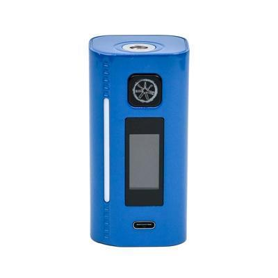 asMODus Lustro 200W Touch-Screen Box Mod Navy Blue / No Thank You