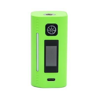 asMODus Lustro 200W Touch-Screen Box Mod Lime Green / No Thank You