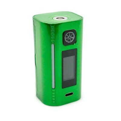 asMODus Lustro 200W Touch-Screen Box Mod Candy Green / No Thank You