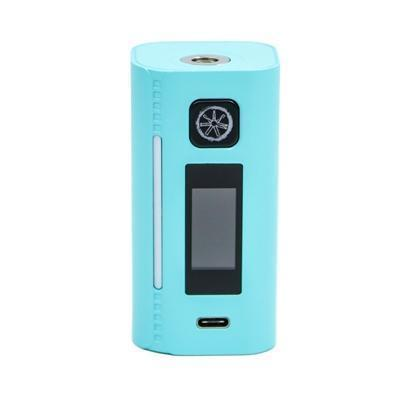 asMODus Lustro 200W Touch-Screen Box Mod Tiffany Blue / No Thank You