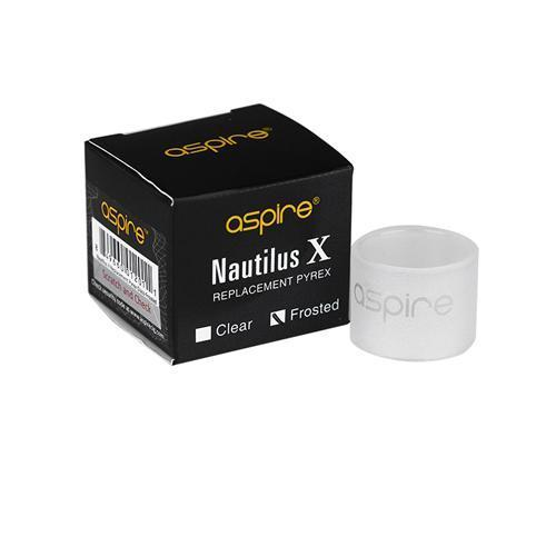 Aspire Nautilus X Replacement Glass Tube-1