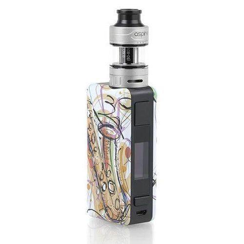 Aspire Puxos 100W Kit with Cleito Pro Sub-Ohm Tank P7 Music / No Thank You