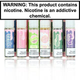 Chubby Bubble Vapes Collection 60ml Vape Juice