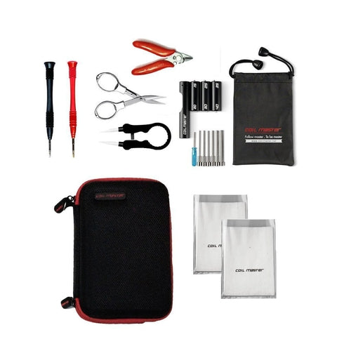 Coil Master DIY Build Kit Mini