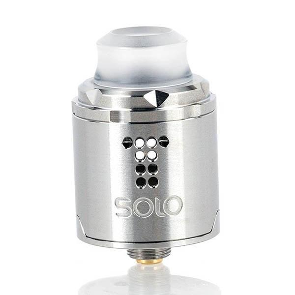 Digiflavor Drop Solo BF Squonk RDA Stainless Steel