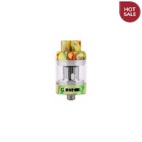 FreeMax Fireluke Mesh Sub-Ohm Tank with 5mL Bubble Glass Resin Green / No Thank You