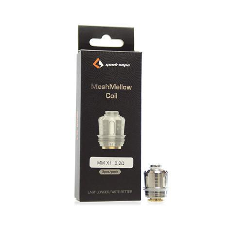 GeekVape Alpha Tank Replacement Coils (Pack of 3) MMX1 0.2ohm