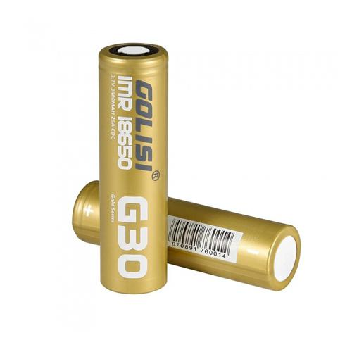 Golisi 18650 Battery (Pack of 2)-1