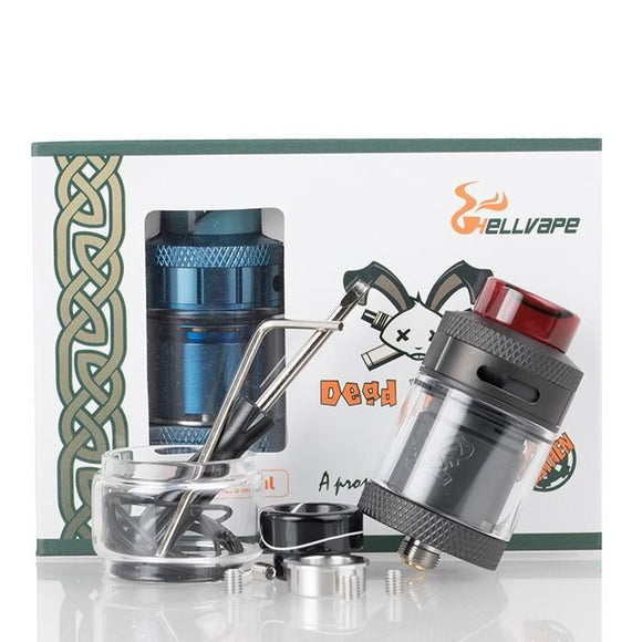 HellVape Dead Rabbit RTA Tank 25mm